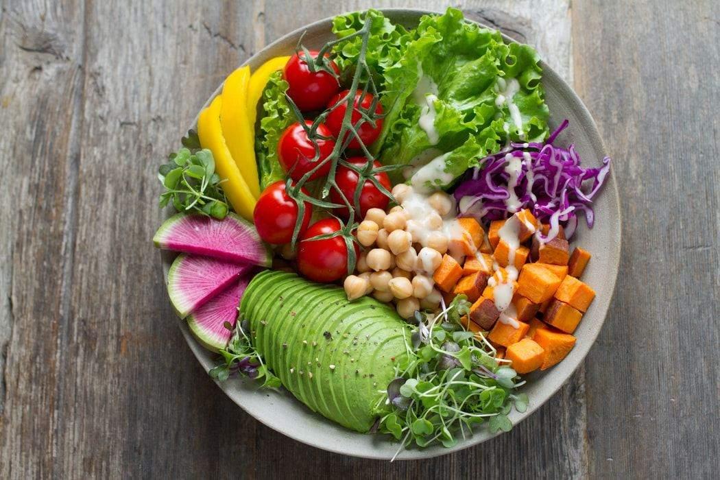 Корисна їжа та лужна дієта