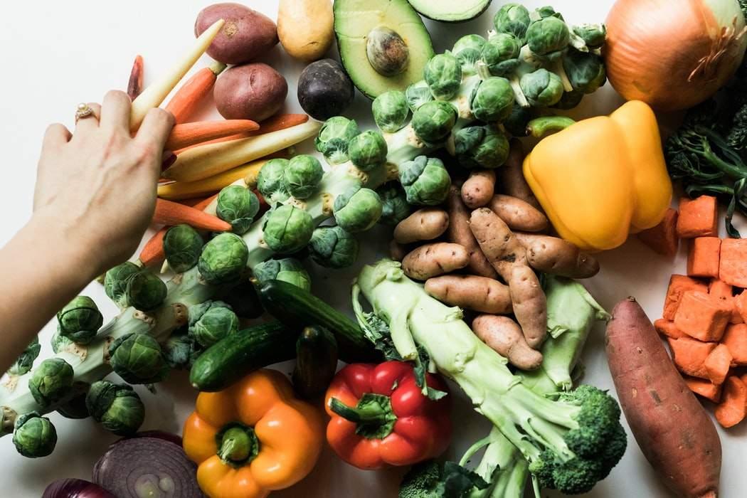Овочі корисні для серця