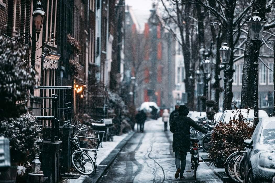 Активность зимой
