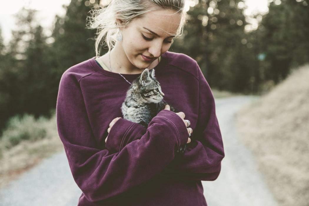 67% людей відмовляться від партнера заради тварини