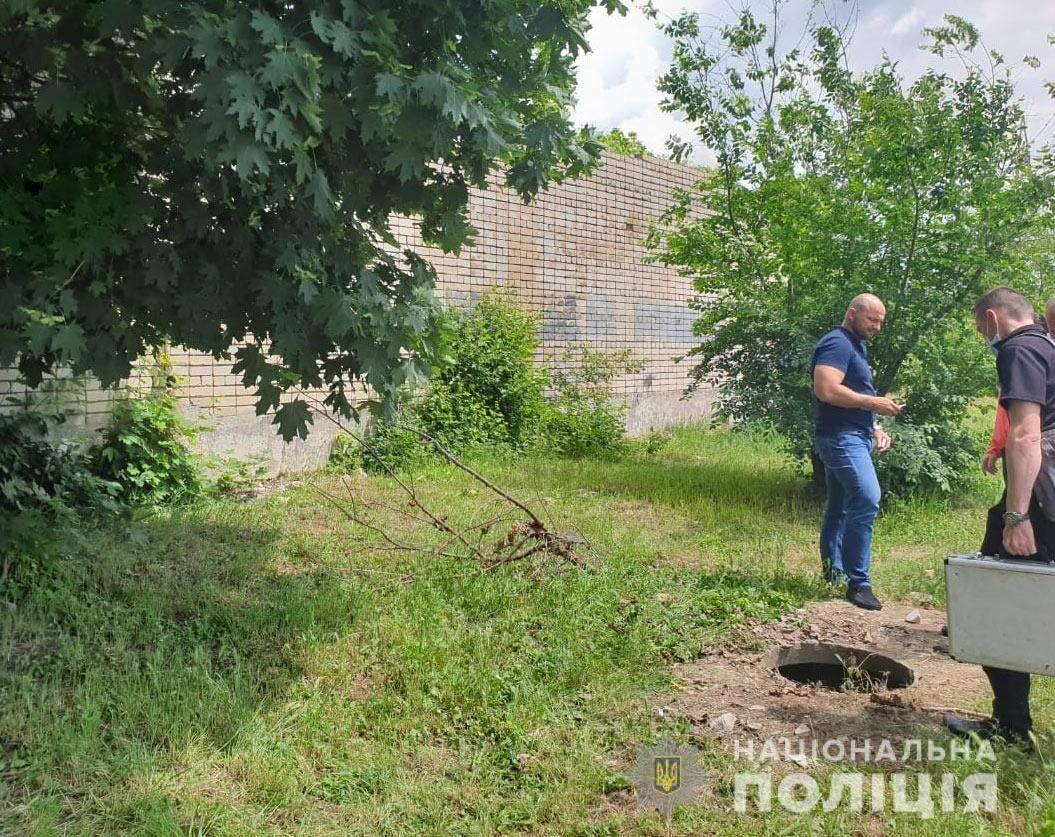 на Дніпропетровщині знайшли тіло 8 річного хлопця