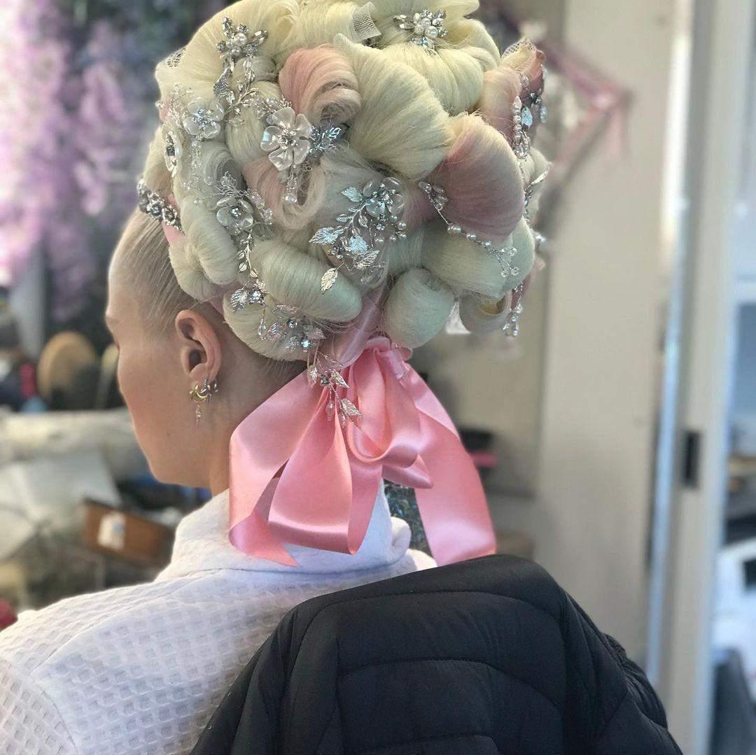 Неймовірні перуки