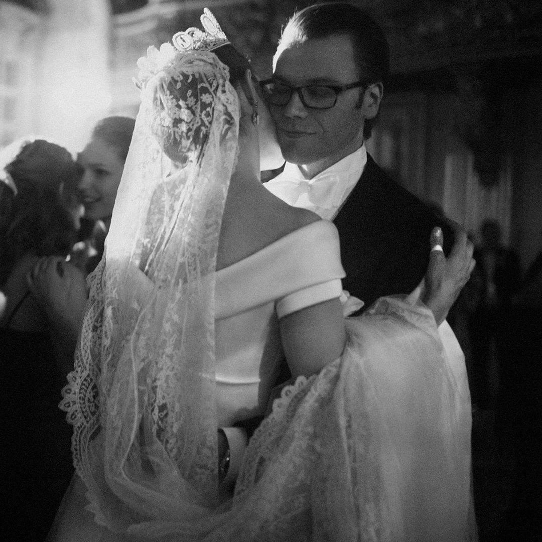 Перший танець на королівському весіллі