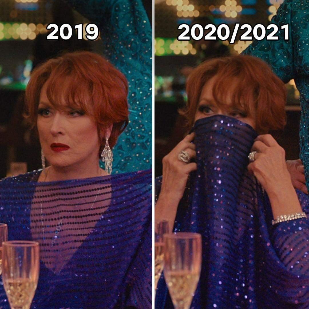 Меріл Стріп стала героїнею мему