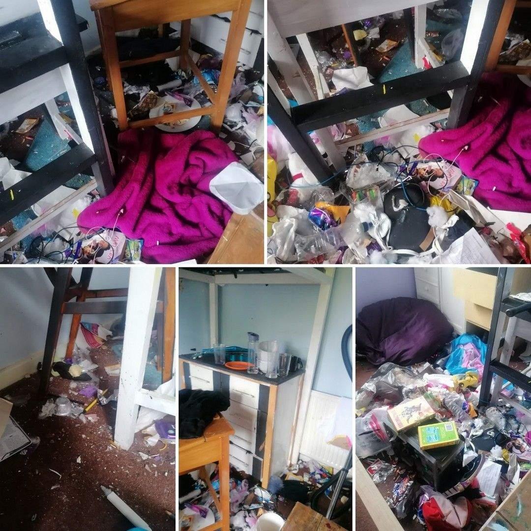 Конкурс на найбруднішу спальну кімнату 2020 року