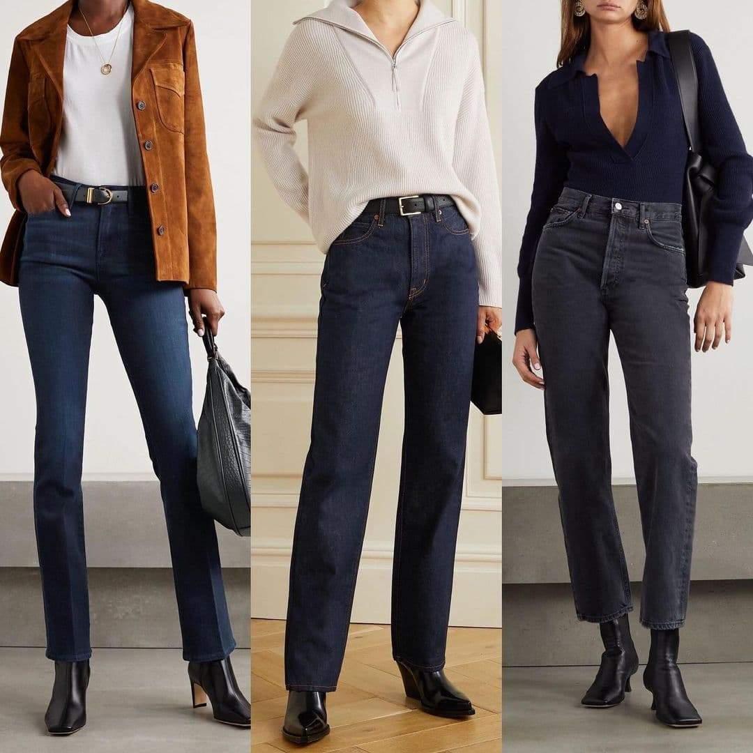 Актуальні джинси 2021