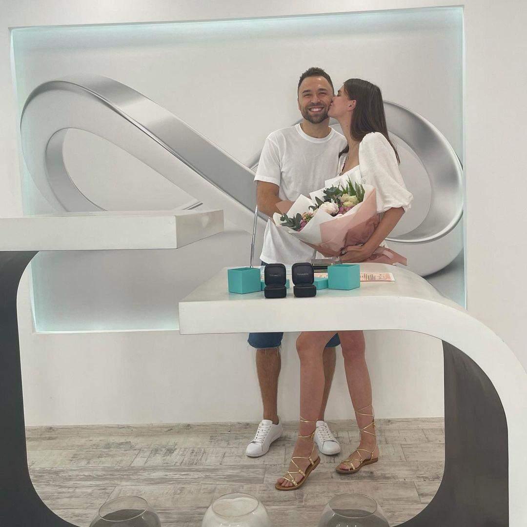 Макс Михайлюк одружується з Дашею Хлистун
