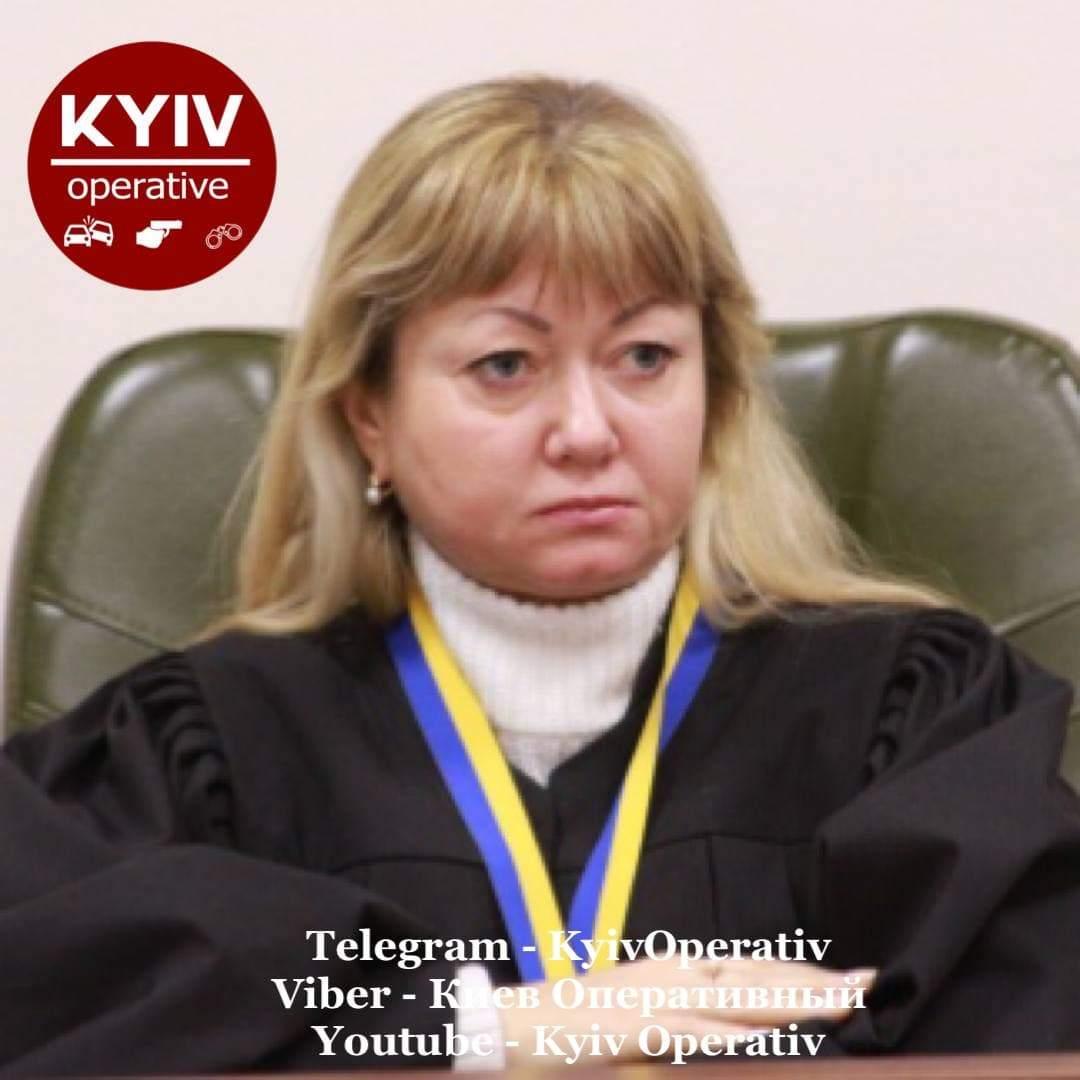 Суддя Колєгаєва