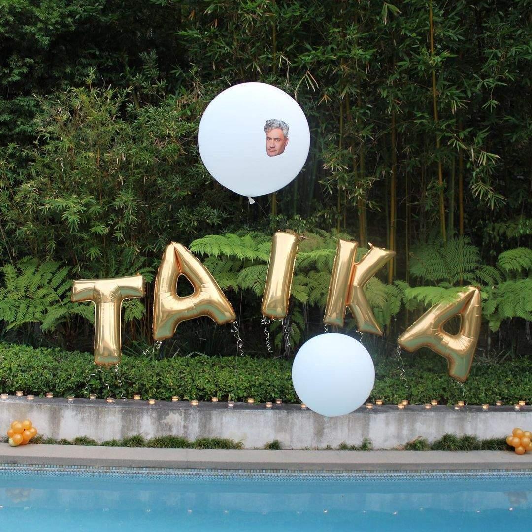 День народження Тайки Вайтіті