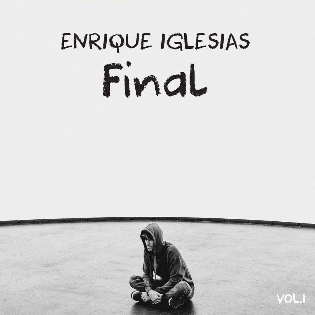 Обкладинка останнього альбому Енріке Іглесіаса