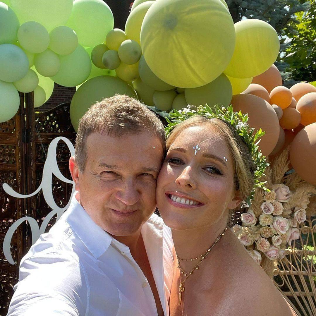 Катя Осадча з Юрієм Горбуновим