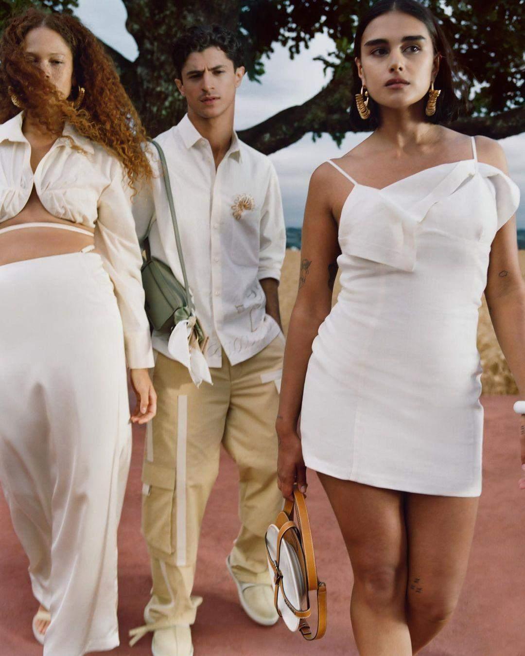 Реклама весняно-літньої колекції L'amour