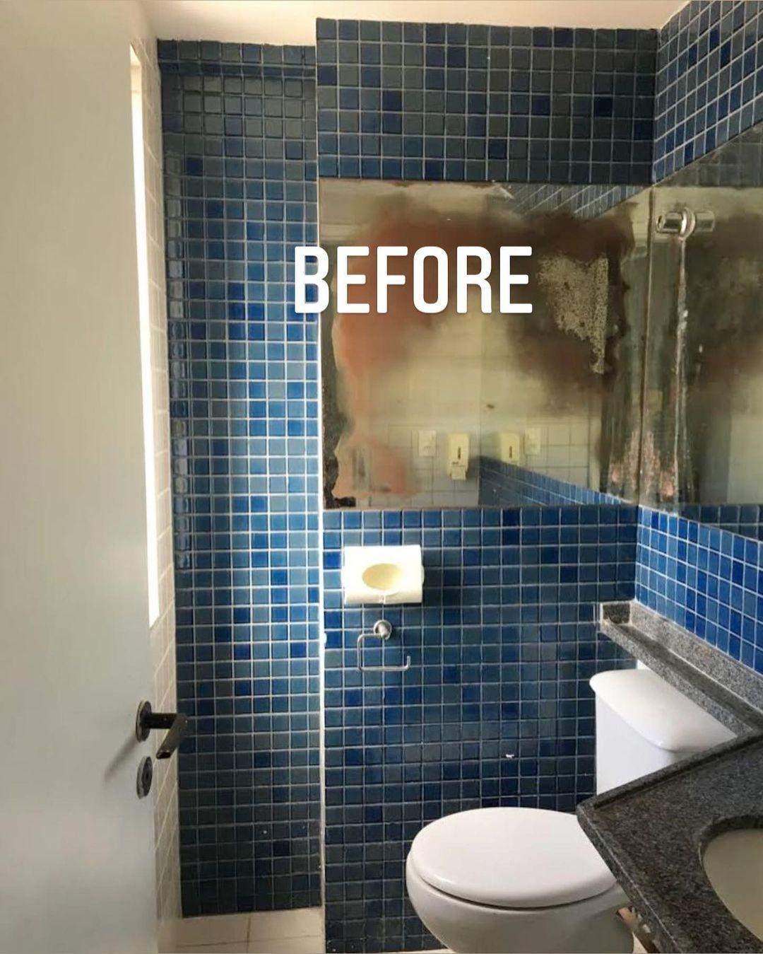 фото до та після репосту ванної