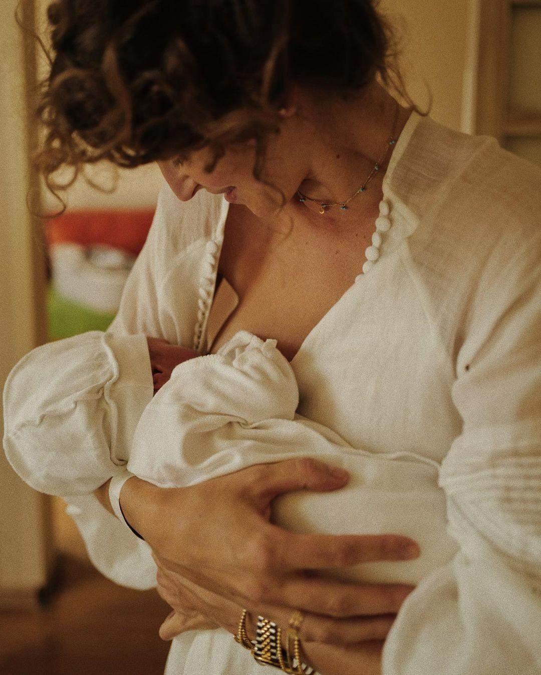 Валерія Гузема стала мамою