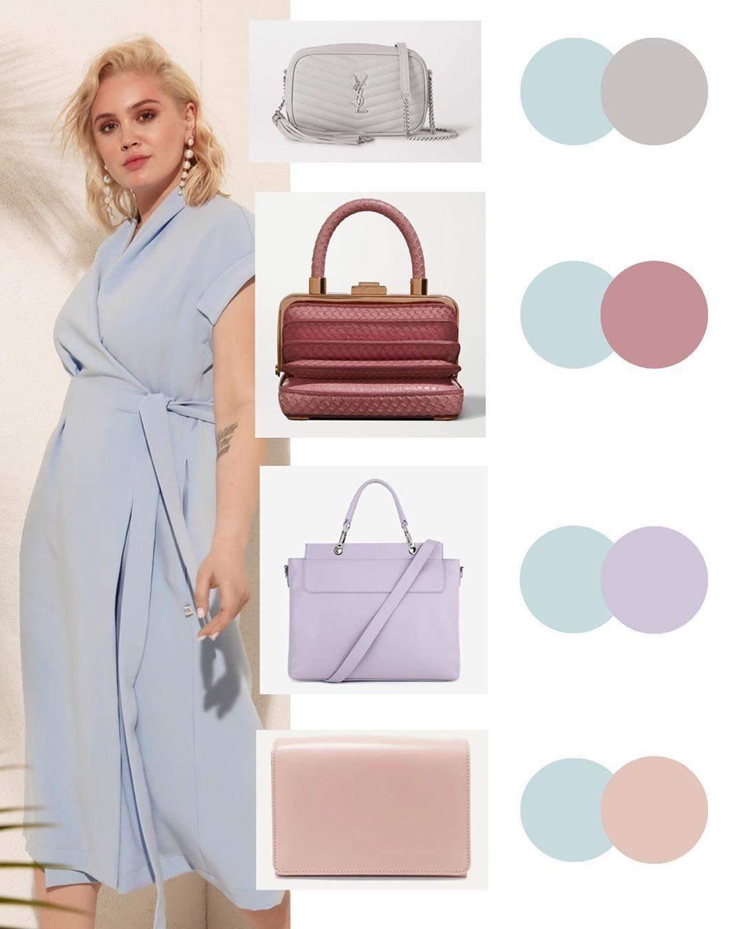 Аксесуари до літньої сукні: як підібрати сумку