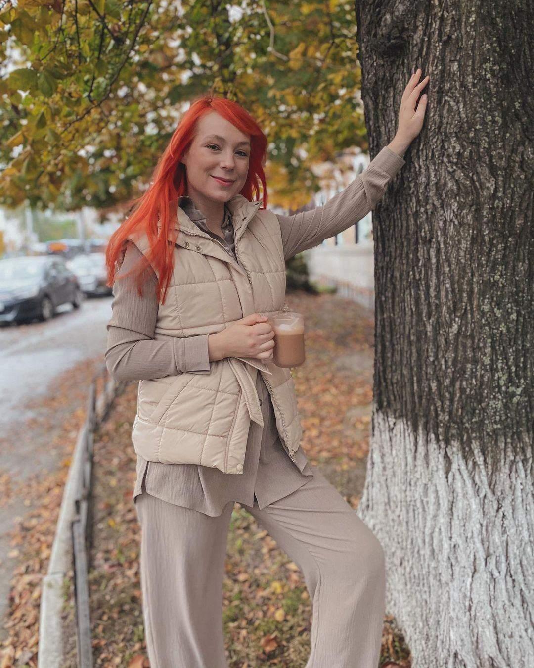 Світлана Тарабарова у нюдовому вбранні