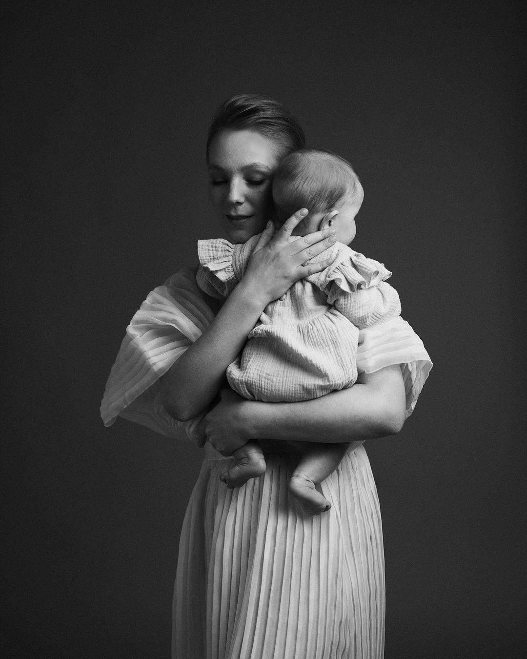 Світлана Тарабарова вперше показала обличчя доньки