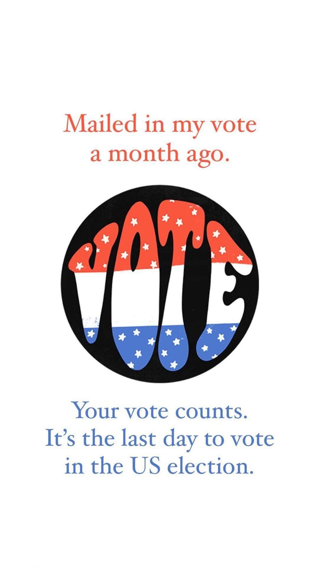 Як голосують зірки на президентських виборах в США