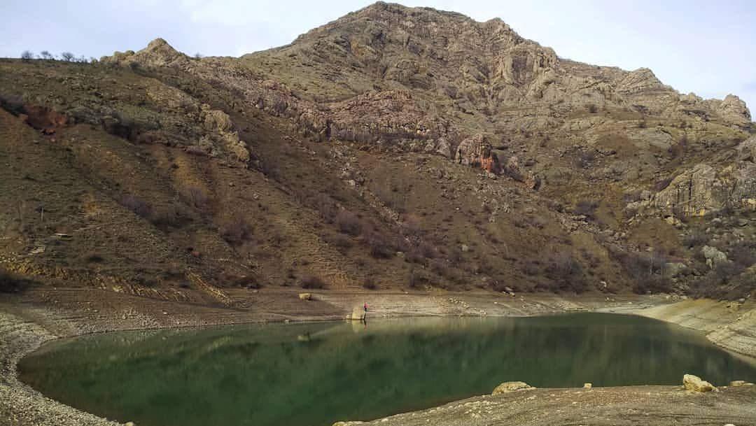 Озеро Панагія в Криму