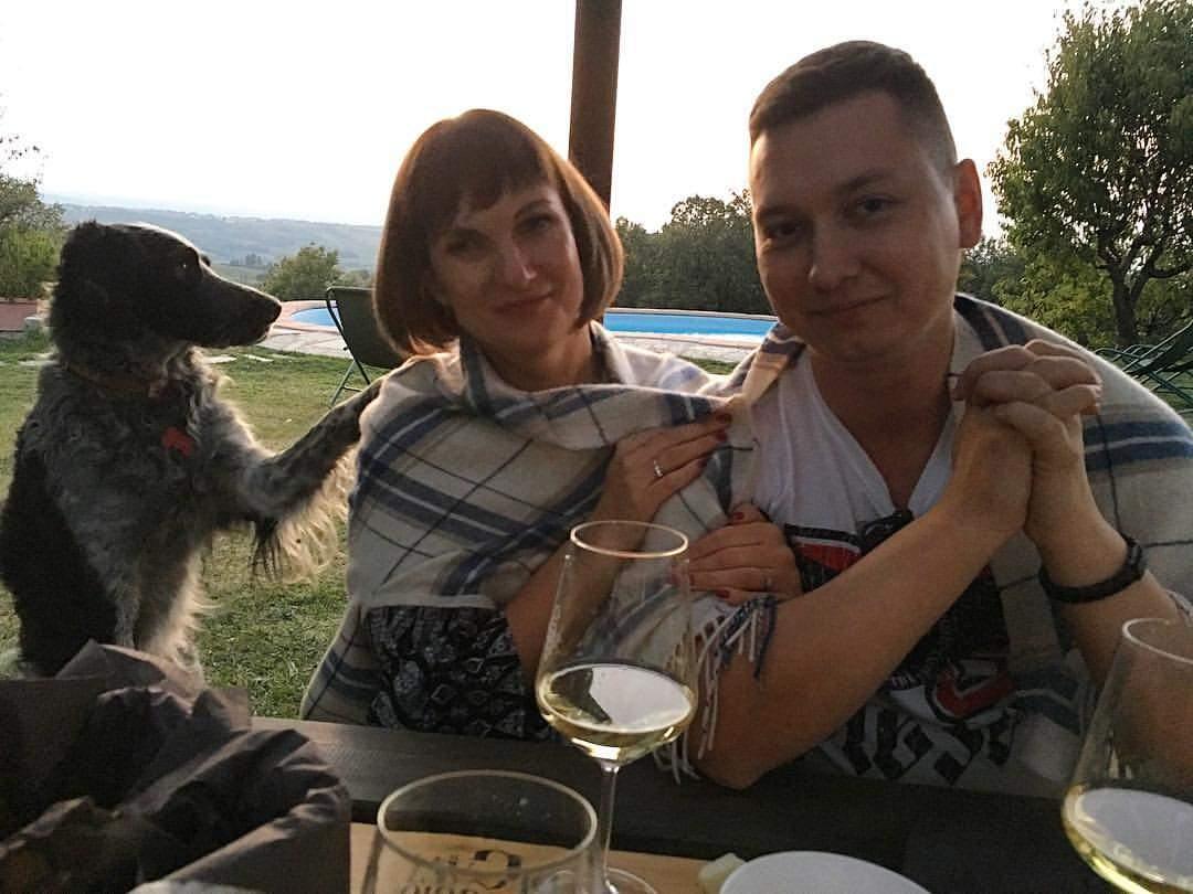 Дмитро та Юлія