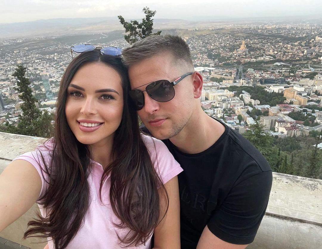 Джессіка з бойфрендом Дмитром