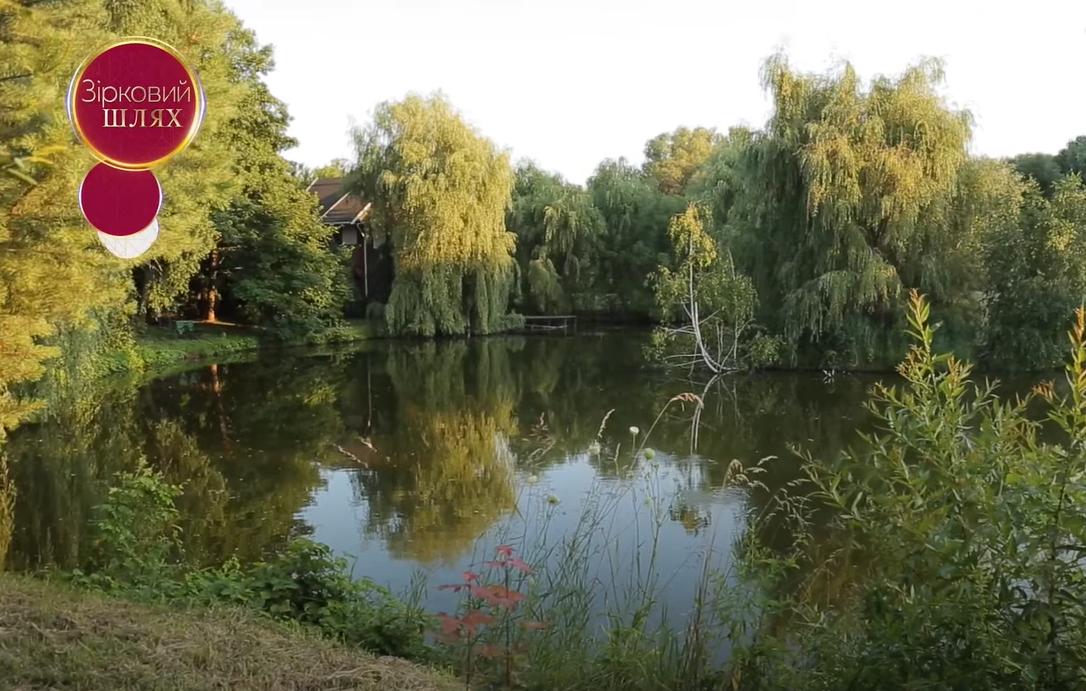 Маєток Павла Зіброва під Києвом