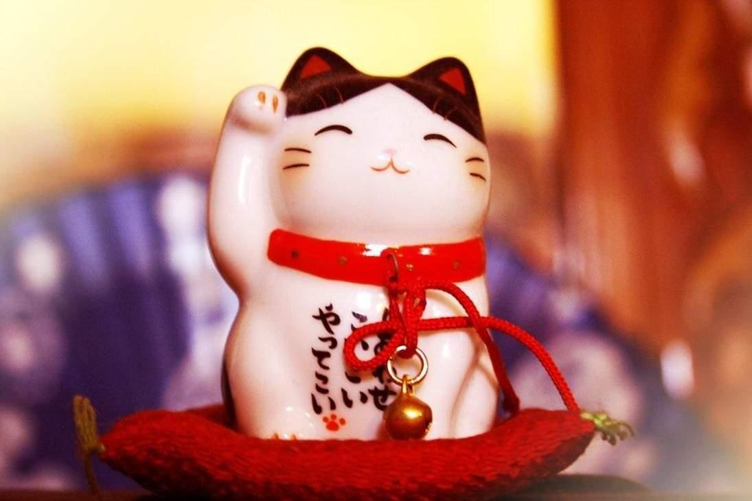 Обираємо талісман: кіт Манекі-Неко