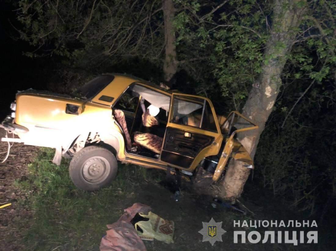 ДТП Житомирщина загинуло 2 людей