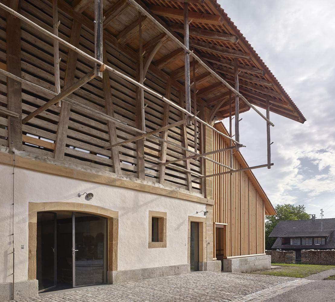 Унікальний історичний фасад / Фото Archdaily