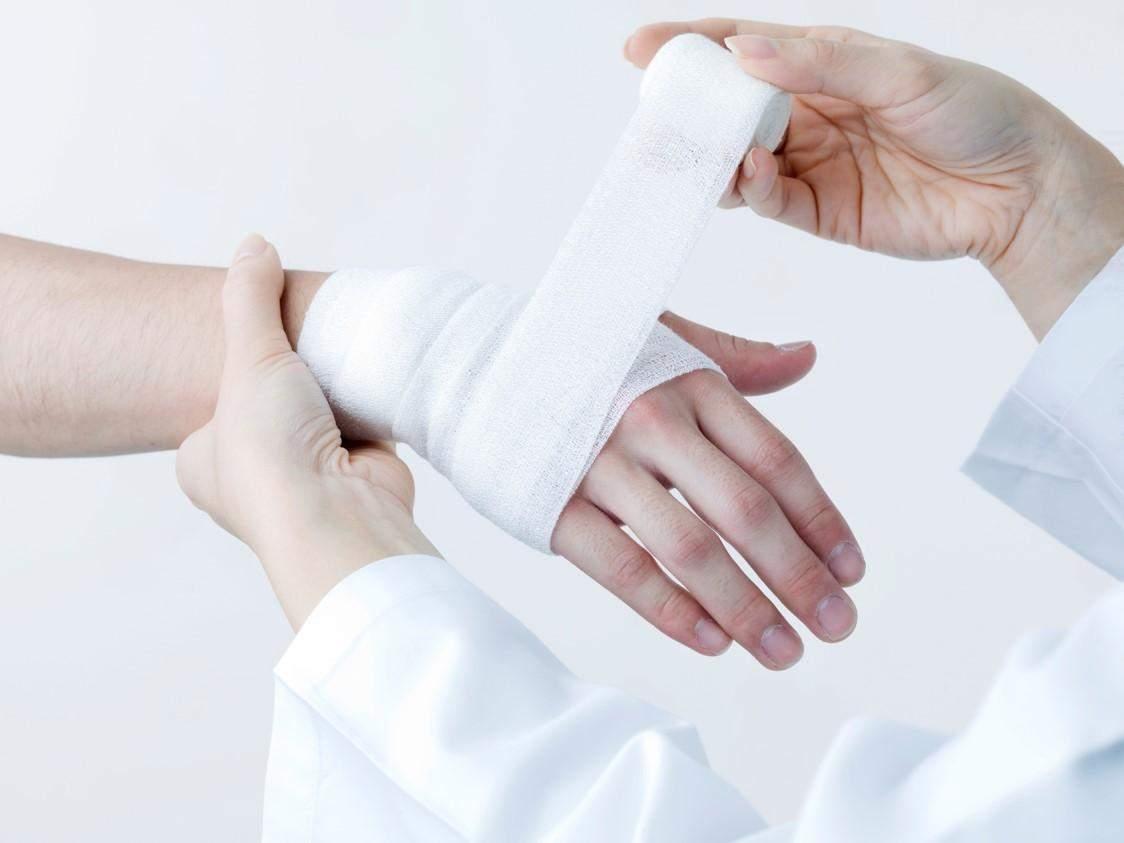 Перша допомога при травмах