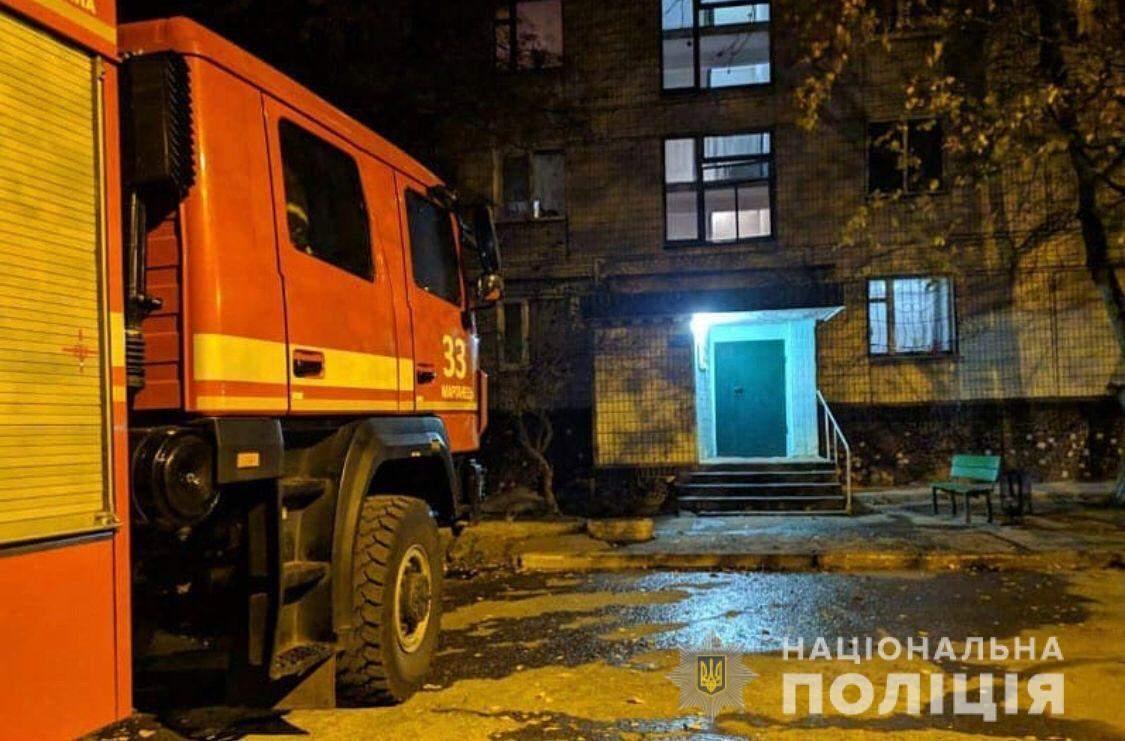 Діти загинули в пожежі на Дніпропетровщині