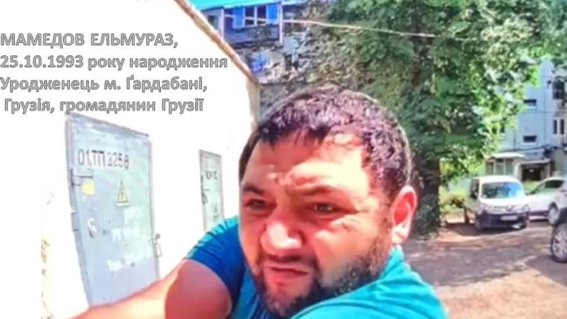 В Одесі вбили азербайджанця Мамедова