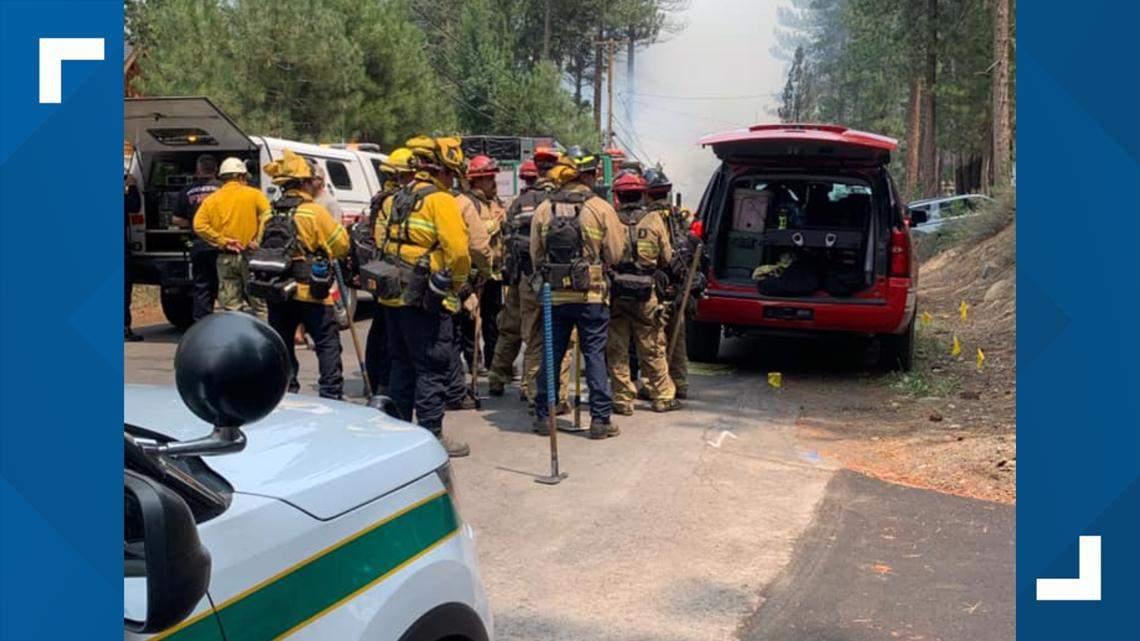 Пожежу гасили рятувальники