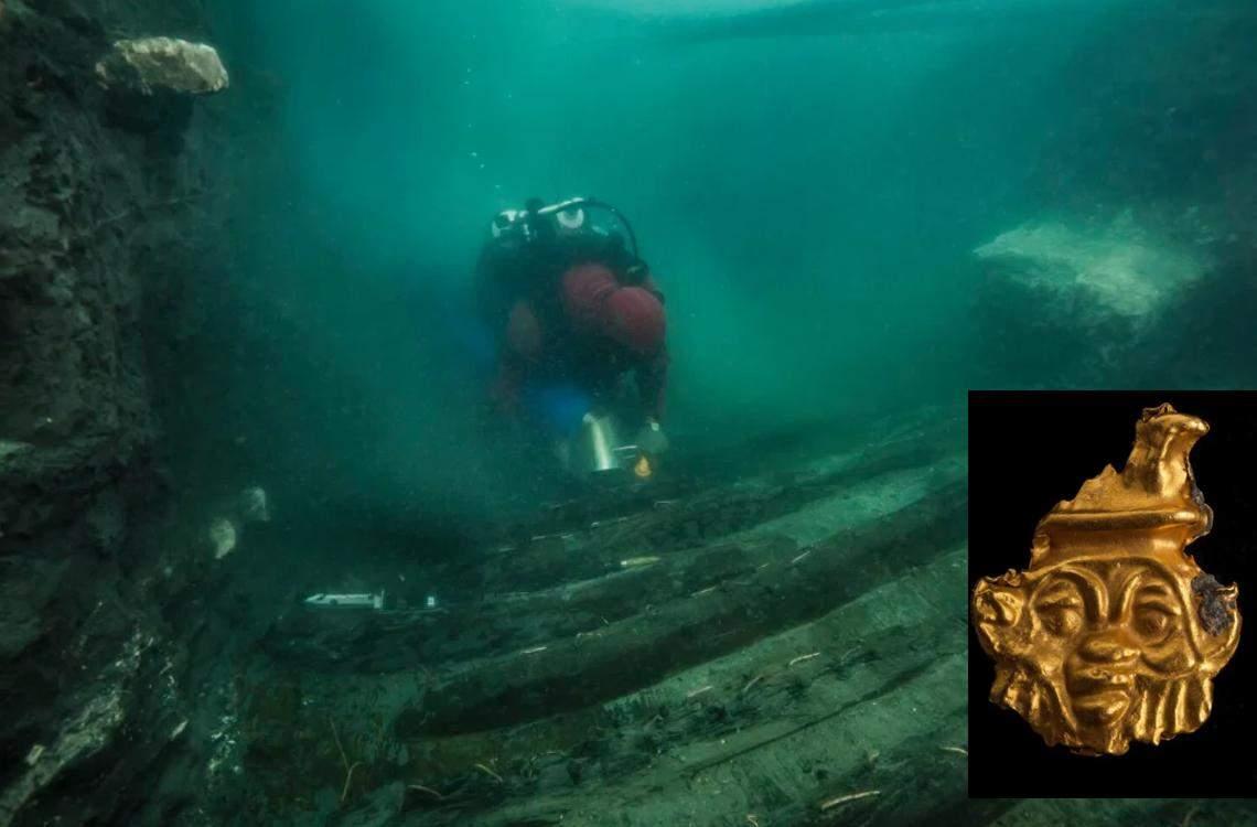 Знахідки підводного археолога