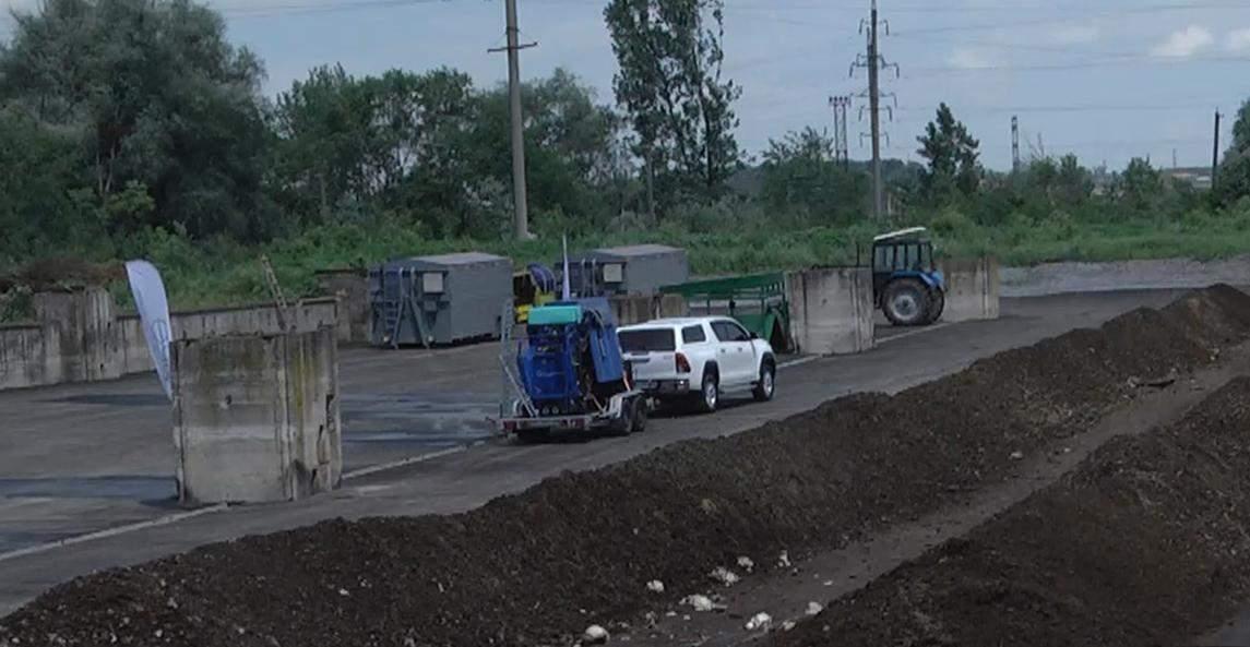 Сортування сміття у Львові