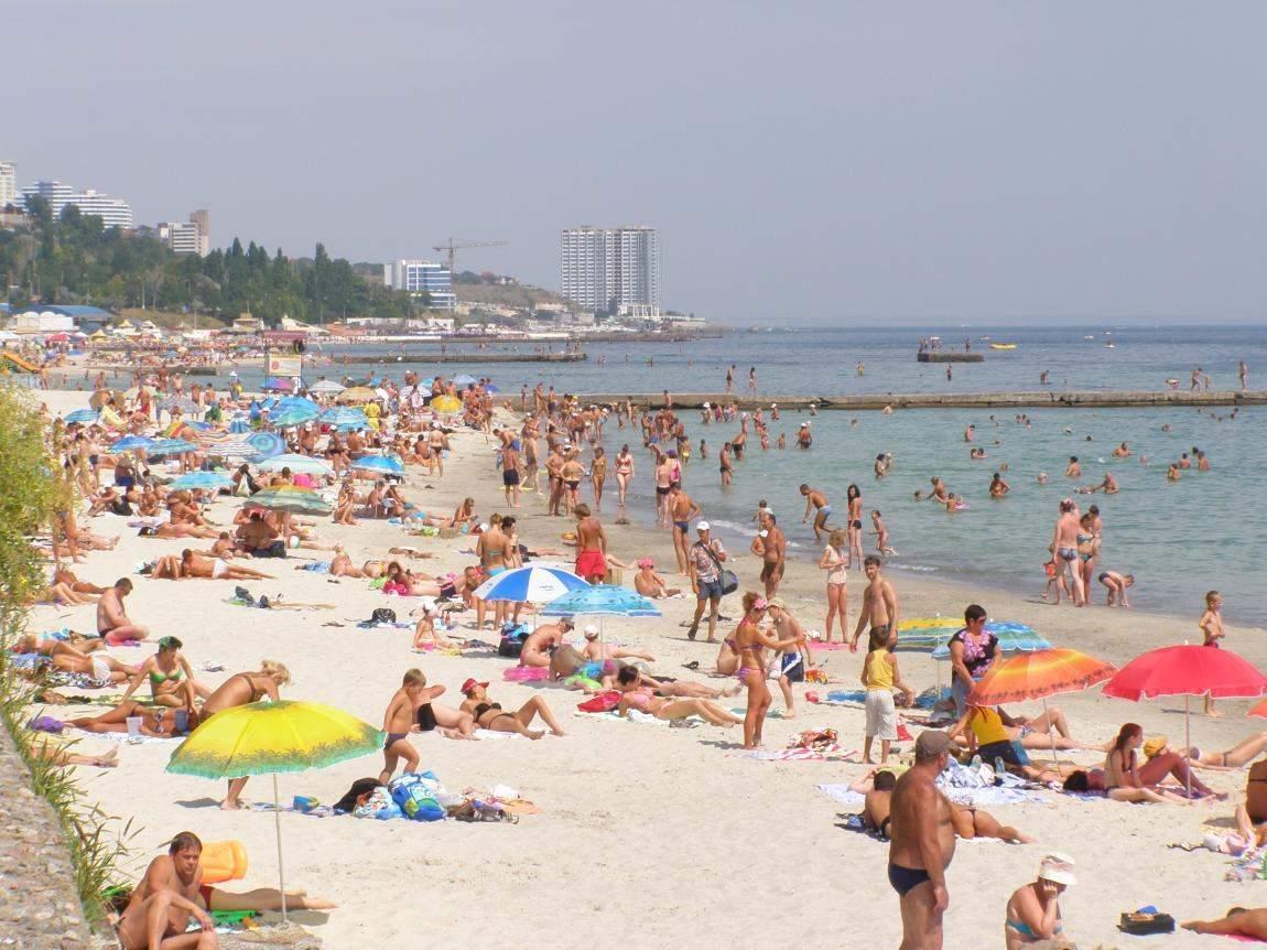 Пляжі Одеси 2021, де відпочити, де поплавати, відпочинок, Чорне море, Золотий берег