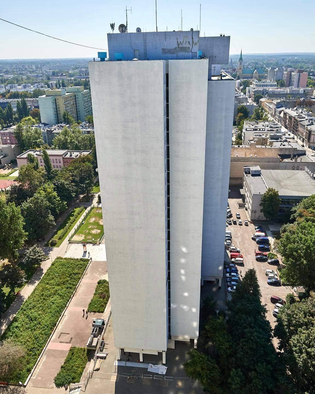 Найбільший мурал в Польщі присвятили Відьмакові: неймовірні фото
