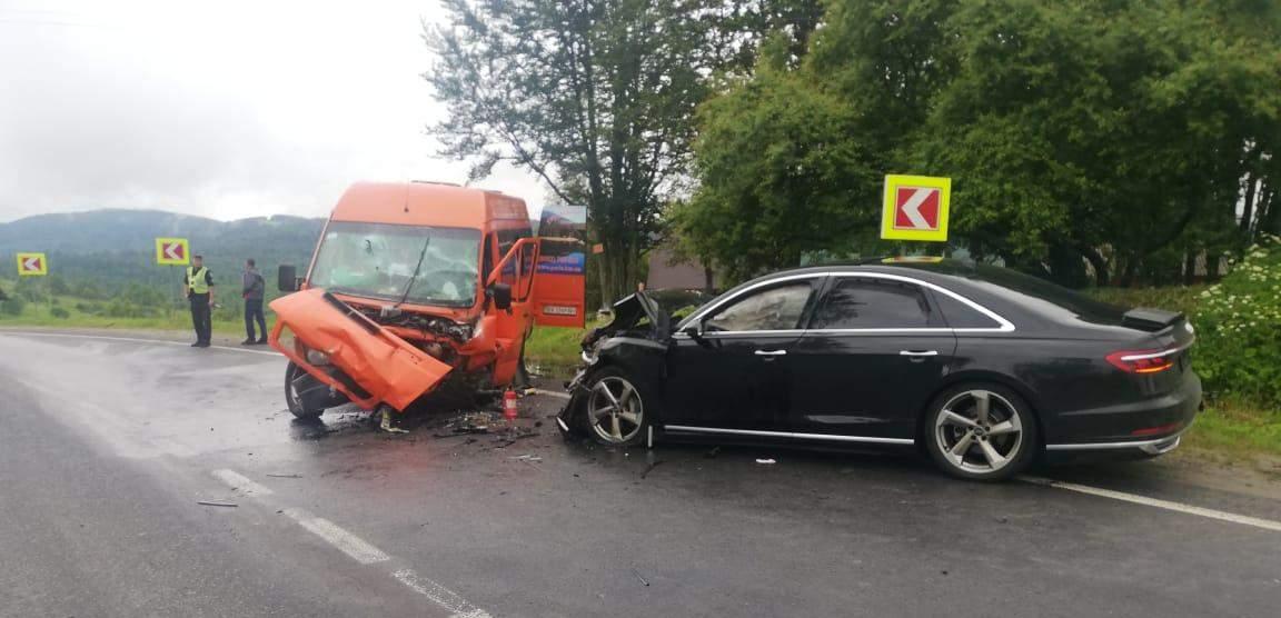 аварії у Львівській області 3 липня 2020