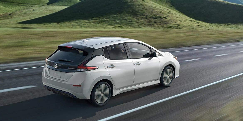 В Україні найпопулярніша лінійка Nissan Leaf