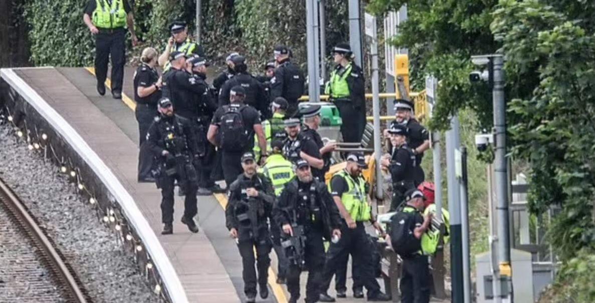 Евакуація готелю у Британії
