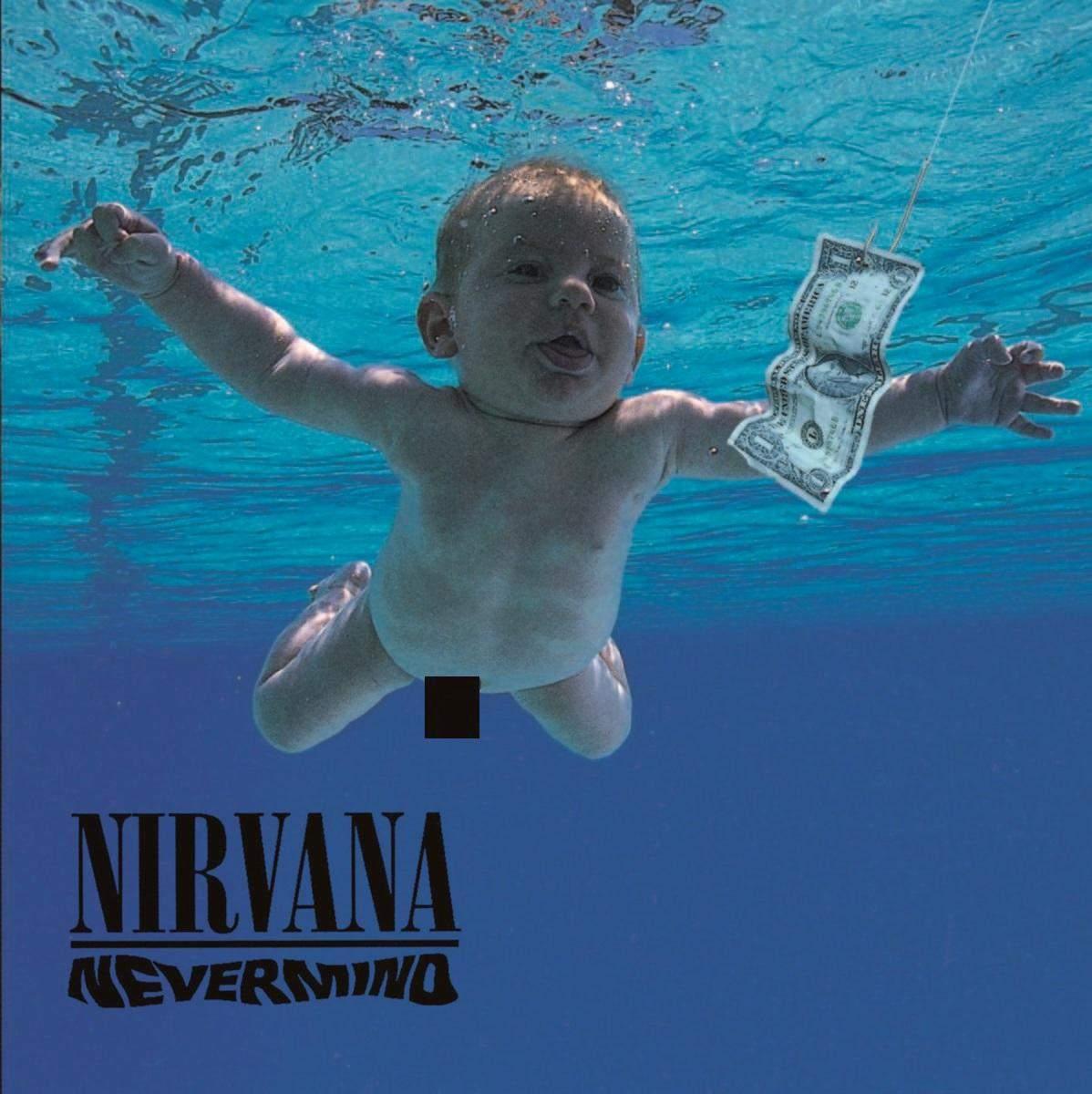 Хлопчик з культової обкладинки альбому Nirvana виріс і подав на гурт до суду