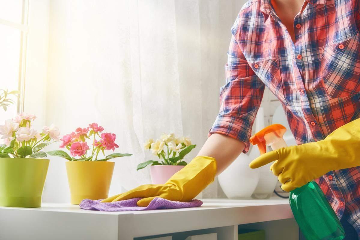 Прибирайте квартиру поступово, потрохи кожного дня