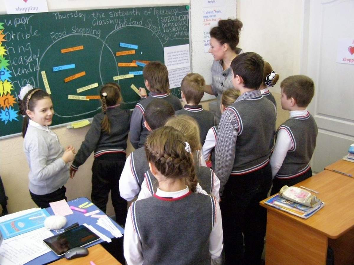 Урок у класі