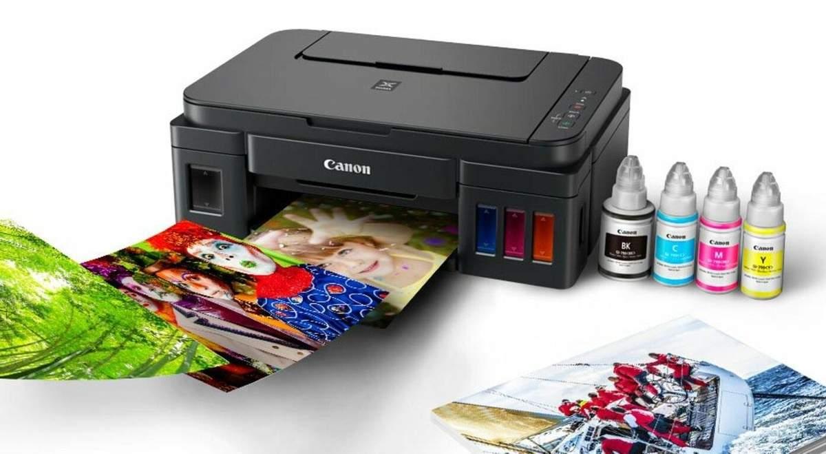 Принтер Canon – какой принтер купить для дома и офиса