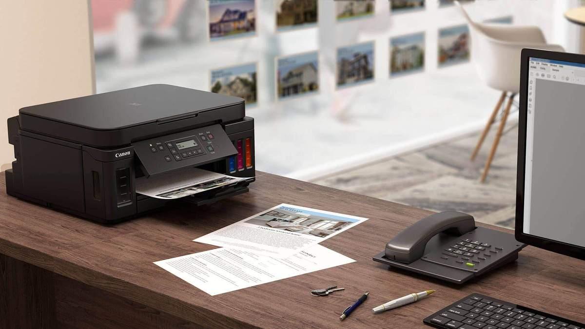 Який принтер вибрати в офіс – поради та відгуки про принтері Canon