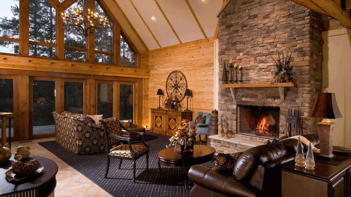 Камины в доме – как обустроить своими руками камин в частном доме