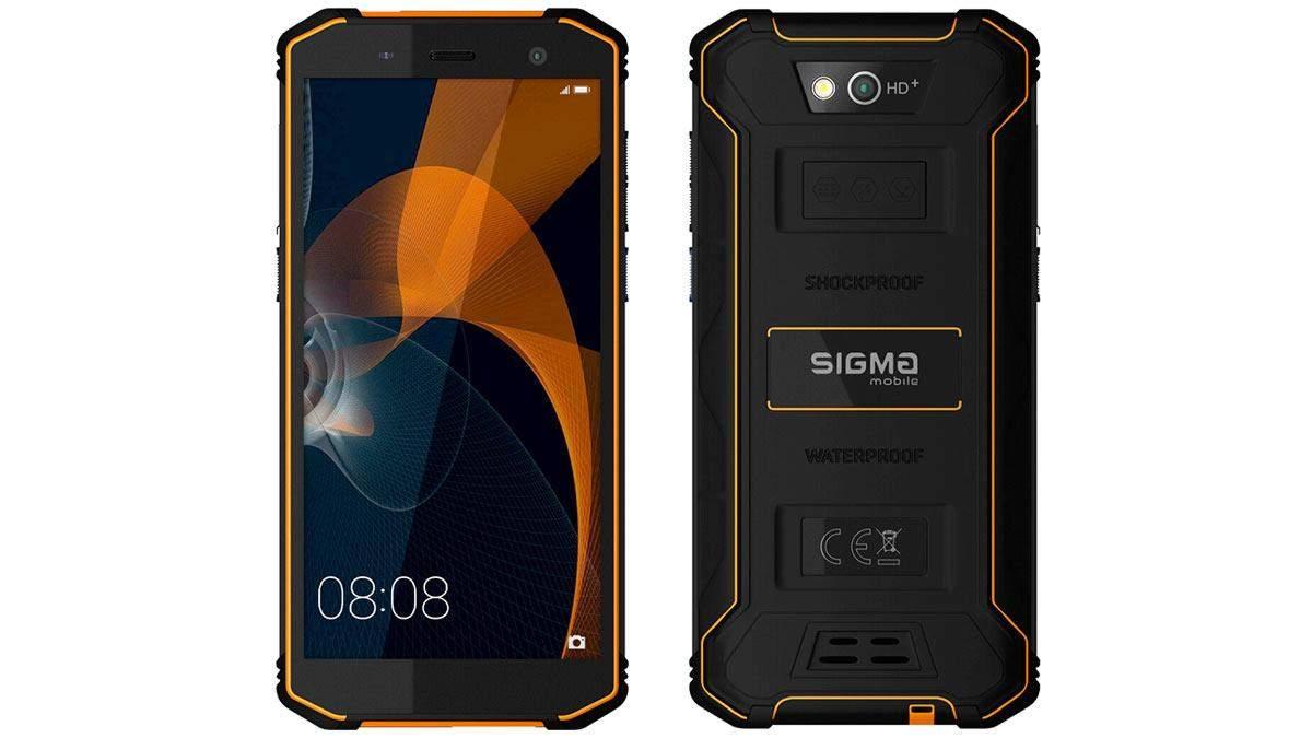 Міцний горішок Sigma mobile X-Treme PQ36: огляд захищеного смартфона