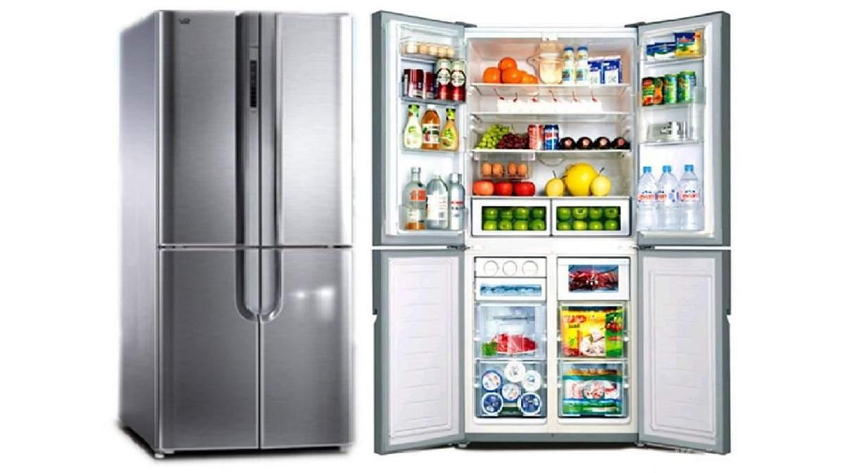 Холодильна і морозильна камери: яка температура повинна в них бути