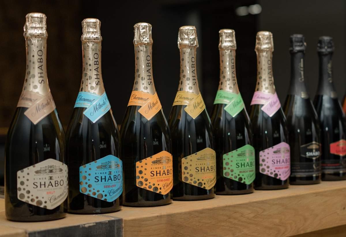 SHABO: как производят игристые вина в Украине