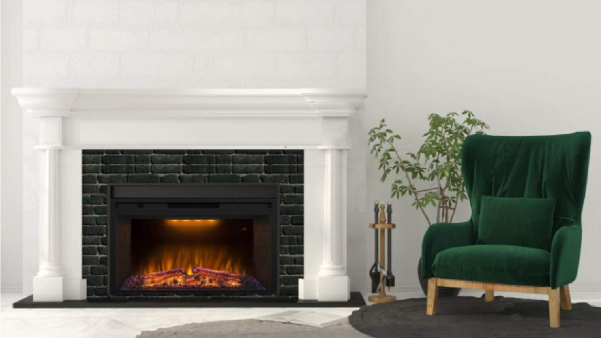 Недорогой электрокамин – обзор и цена камина Royal Flame